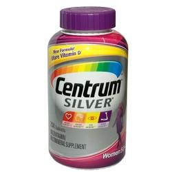 Vitamin tổng hợp cho nữ Centrum Silver Ultra Mulvitamin for Women trên 50tuổi hộpa 250viên Mỹ