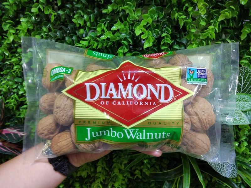 Quả Óc Chó Diamond Cao Cấp Nguyên Bao Nhập Khẩu Từ Mỹ 453gr 3