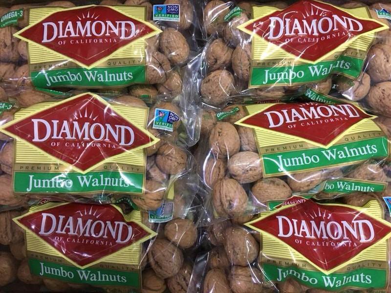 Quả Óc Chó Diamond Cao Cấp Nguyên Bao Nhập Khẩu Từ Mỹ 453gr 2