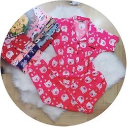 Đồ bộ, pijama nữ mặc nhà quần dài cao cấp