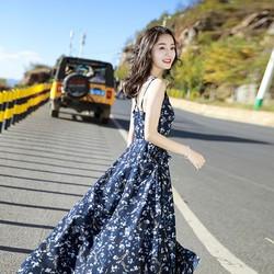 Đầm Bohemian dịu dàng quyến rũ MX025