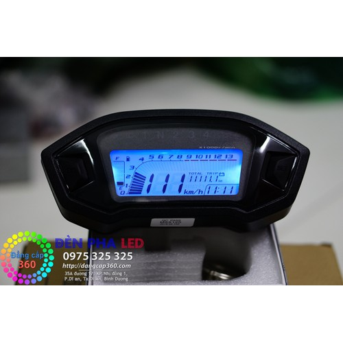 Đồng hồ điện tử MSX - Đồng hồ MSX125