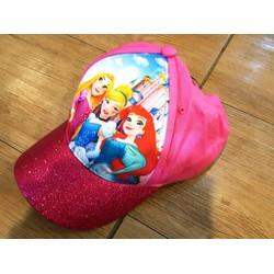NÓN KẾT CÔNG CHÚA CHO BÉ GÁI Disney Princess Girls 3D NHẬP MỸ