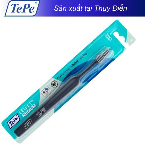 Bàn chải đánh răng Tepe Select Medium