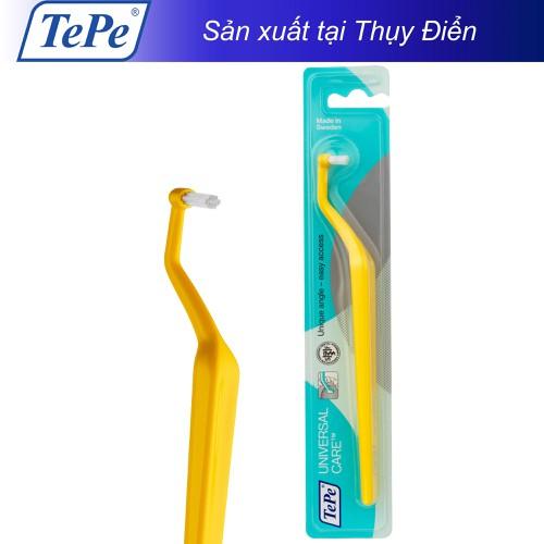 Bàn chải đánh răng đầu vòm dùng cho răng implant Tepe Implant Care