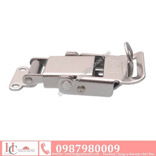 Khóa hộp inox 5806B 28*59.5mm