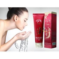 Sữa rửa mặt chống nám và tàn nhang hồng sâm Korea Red Gingseng 130ml