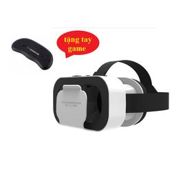 Kính xem phim 3D VR SHINECON 5.0 + tặng tay game mẫu 2018