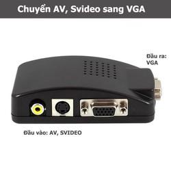 Bộ chuyển tín hiệu AV, Svideo sang VGA