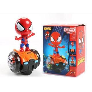 Bộ siêu nhân nhện lướt ván - bo sieu nhan nhen luot van thumbnail