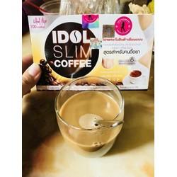 Cafe giảm cân Idol Slim Coffee Thái Lan nhập khẩu chính hãng
