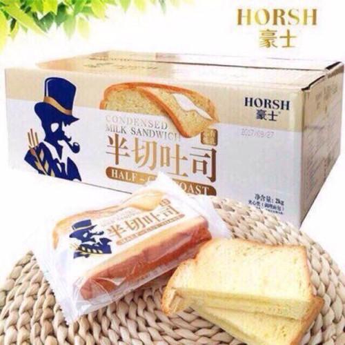 Bánh sandwich kẹp sữa chua Horsh 2kg sẵn