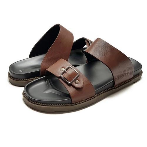 Dép sandal Nam Ensado DE57N - Nâu - 5894468 , 9954650 , 15_9954650 , 420000 , Dep-sandal-Nam-Ensado-DE57N-Nau-15_9954650 , sendo.vn , Dép sandal Nam Ensado DE57N - Nâu