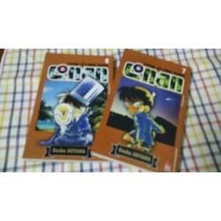 bộ 2 cuốn truyện tranh conan