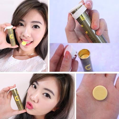 Kẹo ngậm bổ sung vitamin C thái lan