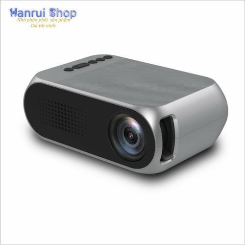 Worldmart máy chiếu mini yg320 led nhỏ gọn 1080p