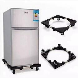 Đế chân đặc biệt dành cho tủ lạnh và máy giặt. Loại bánh xe