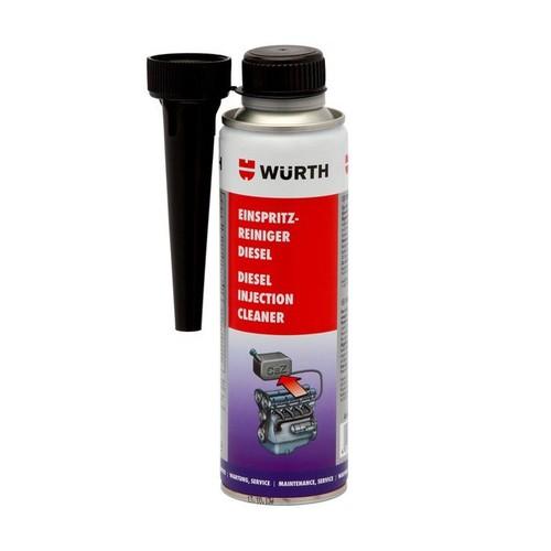 Dung môi làm sạch động cơ dầu Wurth Injection Cleaner 300ml
