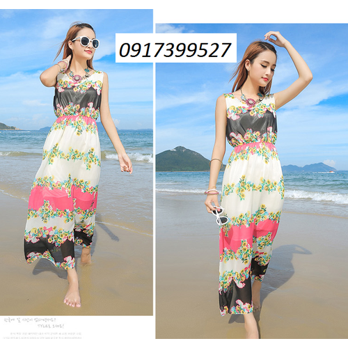 Đầm váy maxi đi biển thời trang HKMX2001 - 4445537 , 9946157 , 15_9946157 , 398000 , Dam-vay-maxi-di-bien-thoi-trang-HKMX2001-15_9946157 , sendo.vn , Đầm váy maxi đi biển thời trang HKMX2001