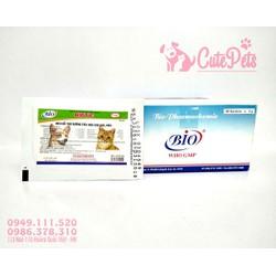 Men tiêu hóa cho chó mèo Biotic 5g Men hỗ trợ đường tiêu hóa - Cutepets