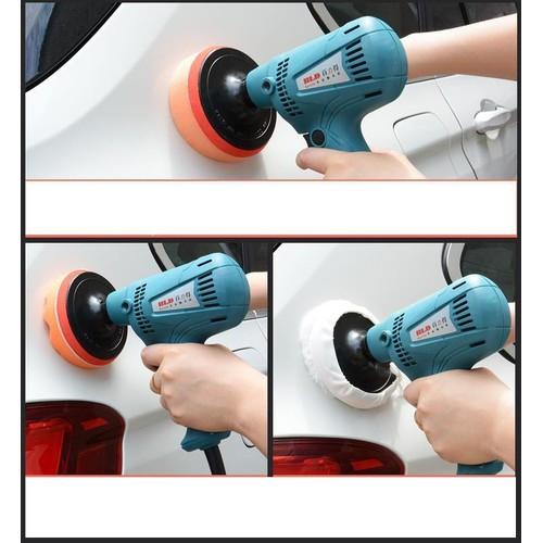 máy chà bóng ô tô p6150