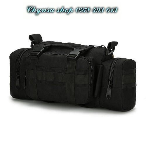Túi đeo hông , Túi đeo bụng ,Túi phụ balo 7D du lịch dã ngoại