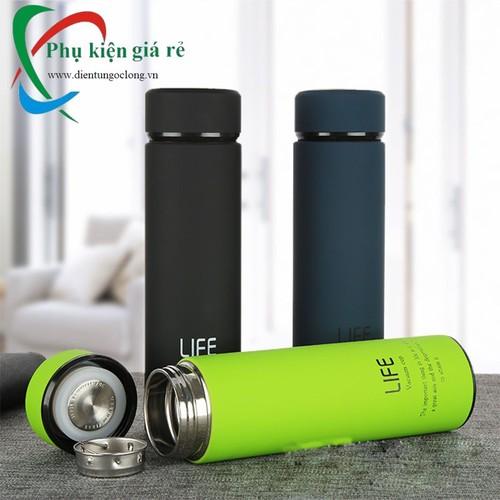 Bình Giữ Nhiệt LIFE Vacuum Flask 500ml Chính Hãng - 5666714 , 9576513 , 15_9576513 , 243000 , Binh-Giu-Nhiet-LIFE-Vacuum-Flask-500ml-Chinh-Hang-15_9576513 , sendo.vn , Bình Giữ Nhiệt LIFE Vacuum Flask 500ml Chính Hãng