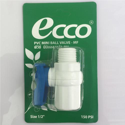 Van khống chế cao cấp Ecco 2 đầu răng nhập khẩu từ Thái Lan