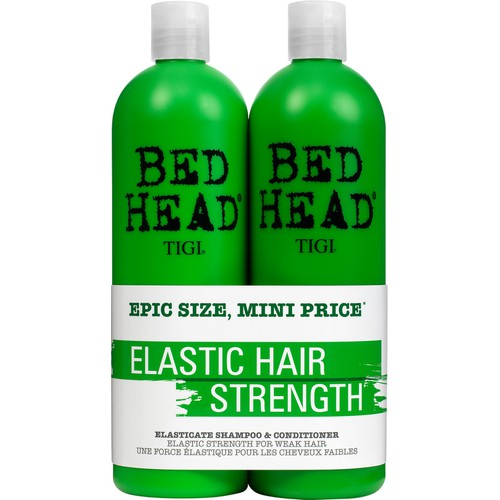Dầu gội xả siêu bóng tóc Tigi Bed Head Elasticate 750mlx2