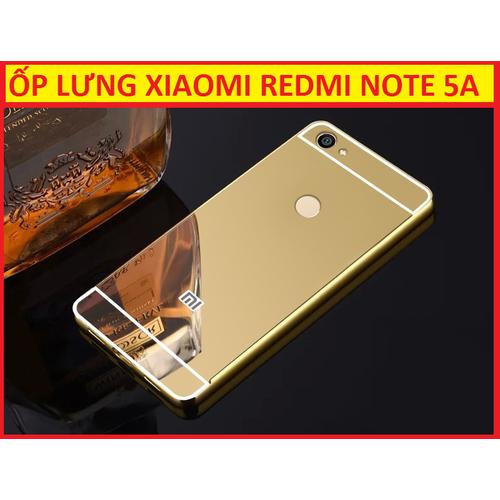 ỐP LƯNG TRÁNG GƯƠNG XIAOMI REDMI NOTE 5A