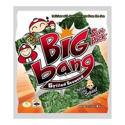 snack rong biển thái lan big bang
