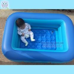 Bể bơi phao cho bé - hồ bơi trẻ em 2018