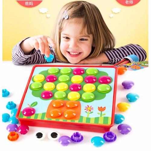 Bộ đồ chơi ghép hình sáng tạo nút cài button idea - 5742994 , 9734804 , 15_9734804 , 249000 , Bo-do-choi-ghep-hinh-sang-tao-nut-cai-button-idea-15_9734804 , sendo.vn , Bộ đồ chơi ghép hình sáng tạo nút cài button idea