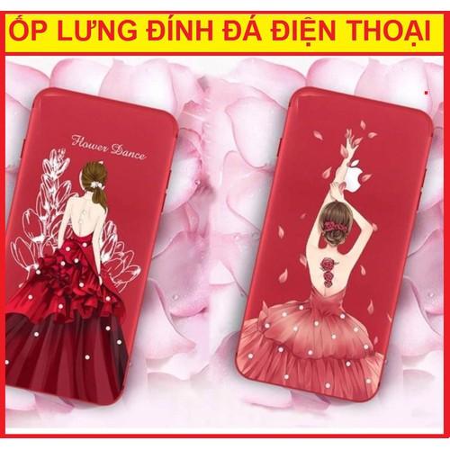 ỐP LƯNG CÔ GÁI IPHONE 5