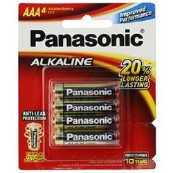 Pin AAA Panasonic LR03T-4B - Vỉ 4 viên