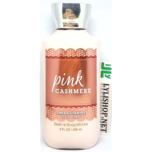 Lotion dưỡng thể Pink Cashmere chai 236ml hãng BathBodyWorks từ Mỹ