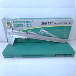Thước kẹp cơ khí Berilion 150mm