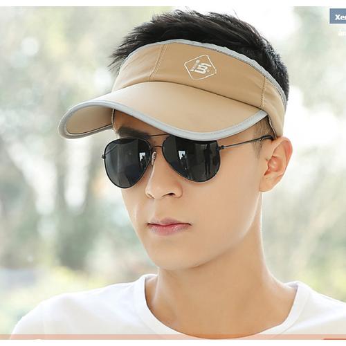 mũ lưỡi trai hở chóp, mũ chống nắng nam- nữ, mũ tennis, nón thể thao