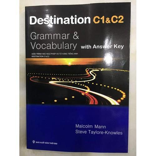 sách Destination C1 C2