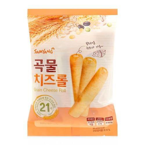 Combo 5 Bánh Xốp Ngũ Cốc Nhân Phô Mai Grain Cheese Roll Hàn Quốc 80g - 5899102 , 9961996 , 15_9961996 , 199000 , Combo-5-Banh-Xop-Ngu-Coc-Nhan-Pho-Mai-Grain-Cheese-Roll-Han-Quoc-80g-15_9961996 , sendo.vn , Combo 5 Bánh Xốp Ngũ Cốc Nhân Phô Mai Grain Cheese Roll Hàn Quốc 80g