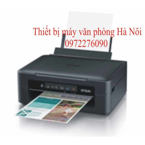 máy in màu đa năng giá rẻ Epson XP 220 - in - scan - photo