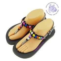 Sandal xỏ ngón nữ Solid Handmade Thailand