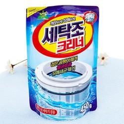 Combo 3 Bịch Bột vệ sinh lồng giặt Hàn Quốc