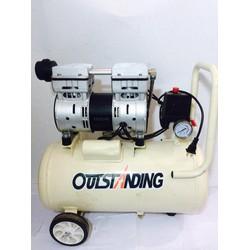 Máy nén khí không dầu 750W 30 lít  dây đồng
