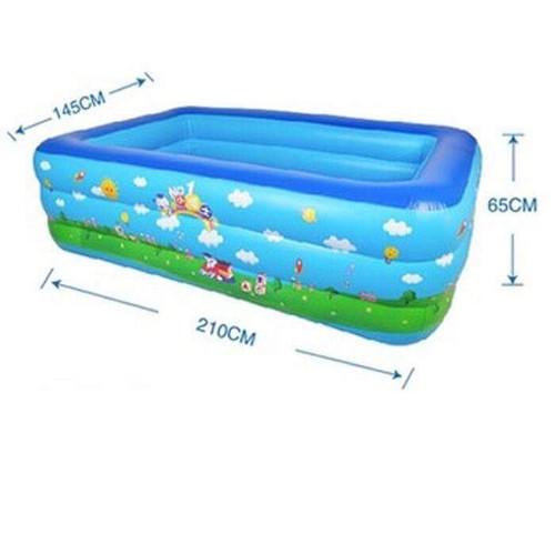 Bể phao bơi cho cả người lớn và trẻ em-Hàng cao cấp