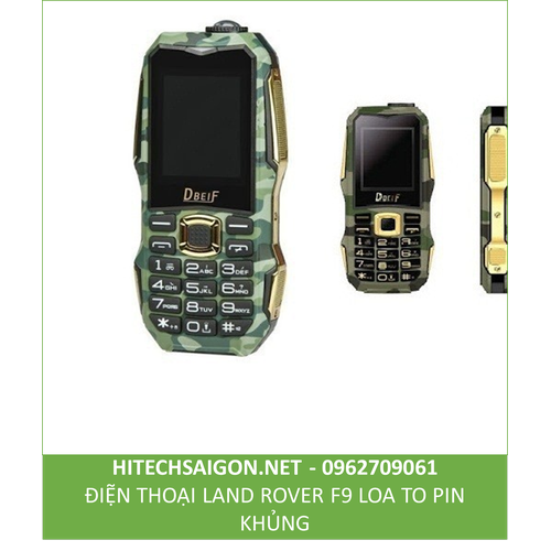 Điện thoại Land Rover F9 loa to pin khủng - 5906320 , 9971817 , 15_9971817 , 369000 , Dien-thoai-Land-Rover-F9-loa-to-pin-khung-15_9971817 , sendo.vn , Điện thoại Land Rover F9 loa to pin khủng
