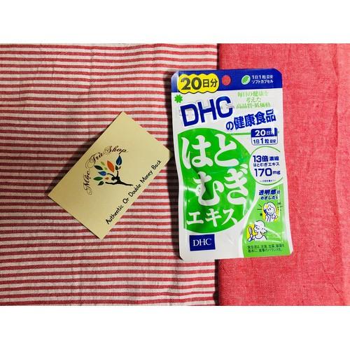 Viên uống trắng da DHC Nhật Bản 20 Viên 20 Ngày