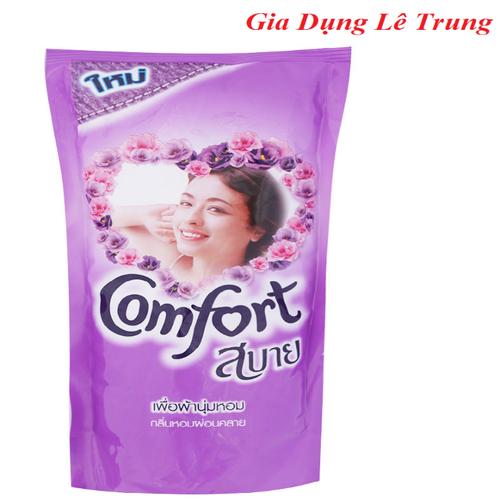 Nước Xả Vải Comfort Thái Lan 600ml Màu Tím