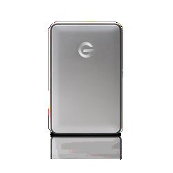 G-DRIVE mobile USB-C™ hard drive
