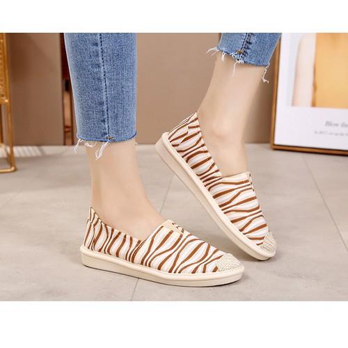 Giày slip on nữ bm068n